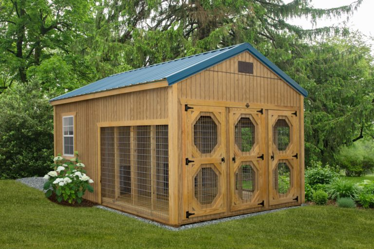 Dog Kennel-2