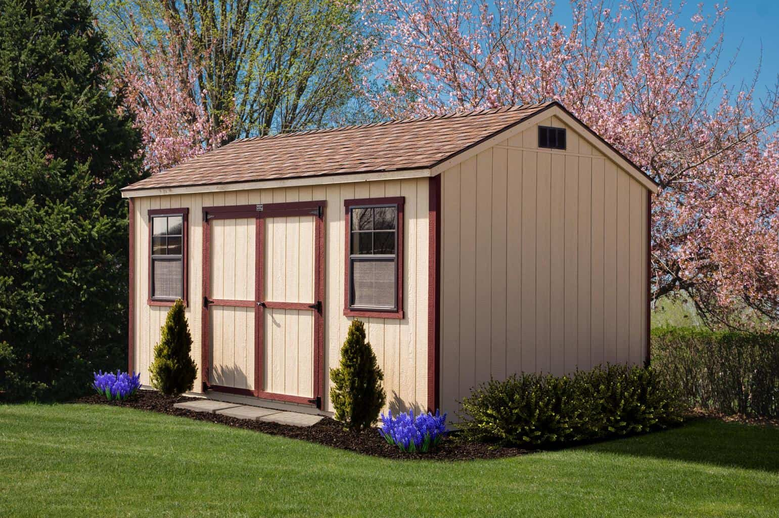 Lakeside Cabins and Sheds News