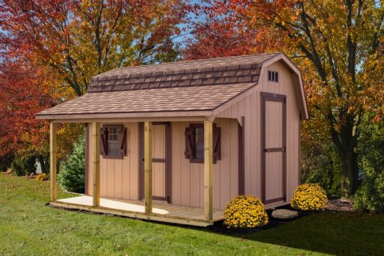 Outdoor Lil Farmer playhouse